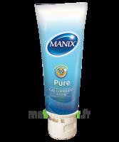 Manix Pure Gel Lubrifiant 80ml à COLLONGES-SOUS-SALEVE