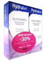 Hydralin Quotidien Gel Lavant Usage Intime 2*200ml à COLLONGES-SOUS-SALEVE
