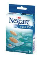 Nexcare Aqua 360° Pansements 3 Tailles B/14 à COLLONGES-SOUS-SALEVE