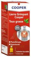 Lierre Grimpant Cooper édulcoré Au Maltitol Liquide Solution Buvable Sans Sucre F/100ml à COLLONGES-SOUS-SALEVE