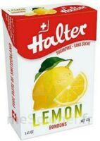 Halter Sans Sucre Bonbon Citron B/40g à COLLONGES-SOUS-SALEVE