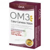 Om3 Dha Coeur Cerveau Vision Caps B/60 à COLLONGES-SOUS-SALEVE
