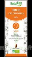 Herbalgem Sirop Bio Des Chantres 150ml à COLLONGES-SOUS-SALEVE