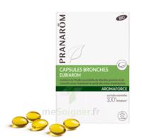 Aromaforce Caps Bronches Bio B/30 à COLLONGES-SOUS-SALEVE