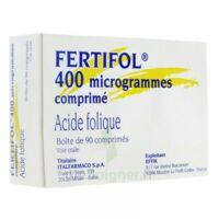 Fertifol 400 µg Cpr Plq/90 à COLLONGES-SOUS-SALEVE