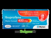 Ibuprofene Mylan Conseil 400mg, Comprimés Pelliculés à COLLONGES-SOUS-SALEVE