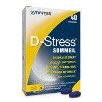 D-stress Sommeil Comprimés B/40 à COLLONGES-SOUS-SALEVE
