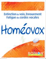 Boiron Homéovox Comprimés à COLLONGES-SOUS-SALEVE