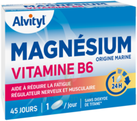 Govital Magnésium Vitamine B6 Comprimés B/45 à COLLONGES-SOUS-SALEVE