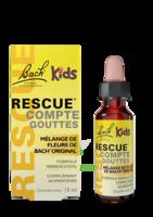 Rescue® Kids Compte-gouttes - 10 Ml à COLLONGES-SOUS-SALEVE