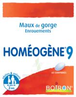 Boiron Homéogène 9 Comprimés à COLLONGES-SOUS-SALEVE