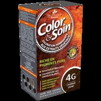 Color&soin Kit Coloration Permanente 4g Châtain Doré à COLLONGES-SOUS-SALEVE
