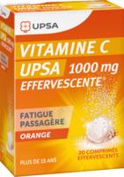 Vitamine C Upsa Effervescente 1000 Mg, Comprimé Effervescent à COLLONGES-SOUS-SALEVE