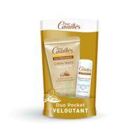 Rogé Cavaillès Nutrissance Pocket Crème Mains Douceur + Baume Lèvres Réparateur 30ml + 5,5g Edition Limitée à COLLONGES-SOUS-SALEVE