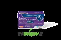 Fraction Flavonoique Mylan Pharma 500mg, Comprimés à COLLONGES-SOUS-SALEVE