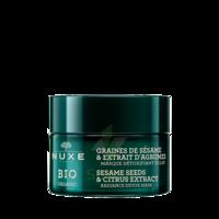 Nuxe Bio Masque Détoxifiant Eclat 50ml à COLLONGES-SOUS-SALEVE