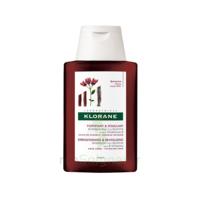 Klorane Quinine + Edelweiss Bio Shampooing 400ml à COLLONGES-SOUS-SALEVE