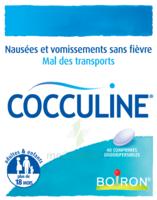 Boiron Cocculine Comprimés Orodispersibles B/40 à COLLONGES-SOUS-SALEVE
