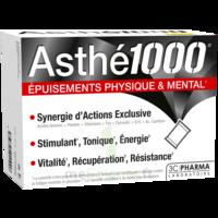 Asthe 1000 Poudre à Diluer épuisements Physique & Mental 10 Sachets à COLLONGES-SOUS-SALEVE